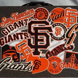 San Francisco Giants Lunch Box